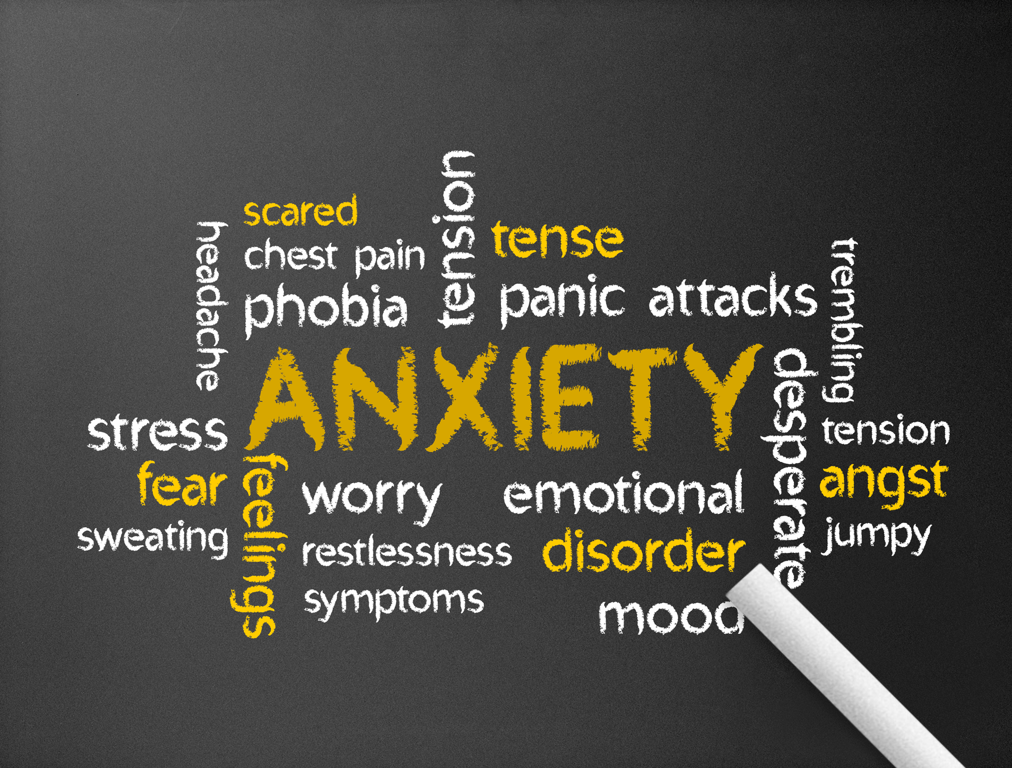 Anxiety Attacks & Disorders │ Symptoms & Treatment
